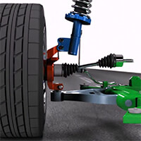 Vehicle Suspension and Transmission